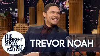 Trevor Noah Turns Donald Trump