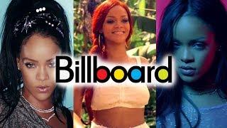 Rihanna - Billboard Chart History
