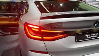 4K BMW 6 SERIES GT (GRAN TOURISMO ) INTERIOR EXTERIOR REVIEW