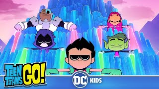 Teen Titans GO! To The Movies Exclusive Clip   Time Cycles   DC Kids