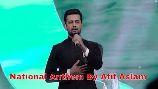 National Anthem 16th Lux Style Awards | Atif Aslam
