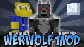 Minecraft WERWOLF MOD (Werde zum Werwolf!) [Deutsch]