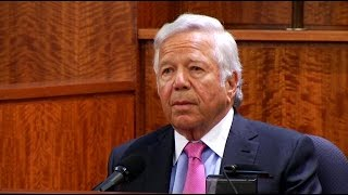 Raw Video: Robert Kraft Testifies At Hernandez Trial