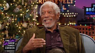 Morgan Freeman Has Fond Memories of Red, Nelson & Hoke
