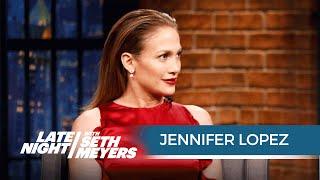 Jennifer Lopez on Kelly Clarkson