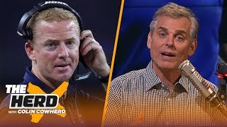 Colin Cowherd talks Jason Garrett