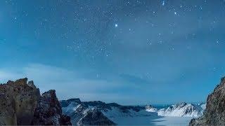 Geminid meteor shower lights up northeast China sky