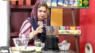 Seekh kabab By Chef Shireen Anwar In Shireen Anwar Shaan K Saath clip1