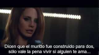 Lana Del Rey - Video games [Subtitulado al Español]