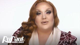 Drag Makeup Tutorial: Eureka
