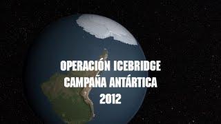 NASA | Operación IceBridge: Explorando la Antártida
