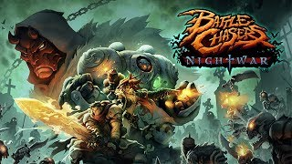 Gar nicht mal so geil!│Battle Chasers Nightwar - Review