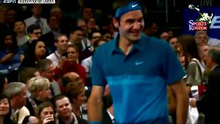 TOP 10 Most Funniest Fans Interactions In Tennis History | HD