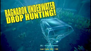 Hunting epic loot crates ascendant items ark ragnarok dlc ragnarok underwater drop hunting official pvp tribe life arksurvival evolved malvernweather Image collections