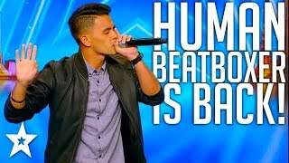 HUMAN BEATBOXER From The Philipines Does 6 Sounds At Once On Asia
