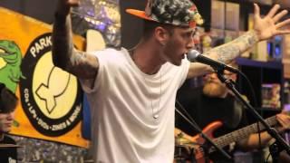 "Machine Gun Kelly- ""Blue Skies"" Live At Park Ave Cd"