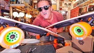 THE ONLY THING BETTER THAN A BOOSTED BOARD