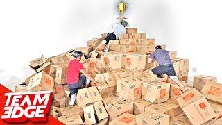 Extreme Box CLIMB Challenge!