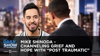 """Mike Shinoda - Channeling Grief and Hope with """"Post Traumatic"""" 