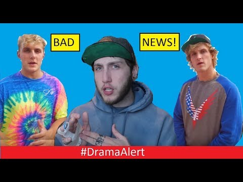 Jake Paul Logan Paul Lamborghini Fail Dramaalert Woahhvicky Does