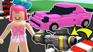 Roblox: BLOWING UP CARS CHALLENGE!!! - DESTRUCTION SIMULATOR!