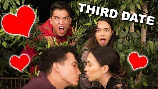 THE THIRD DATE - Merrell Twins ft. Alex Wassabi and Aaron Burriss