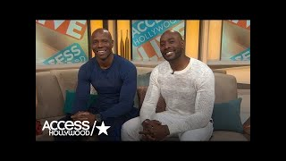 Morris Chestnut & Obi Obadike Share Health & Diet Secrets From Their New Book | Access Hollywood