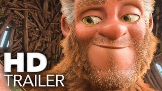 BIGFOOT JUNIOR | Trailer #1 Deutsch German | HD 2017 | Animationsfilm