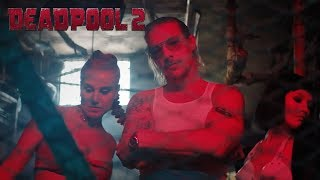 Deadpool 2 | Behind the Scenes of Welcome To The Party - Diplo, French Montana & Lil Pump ft. Zhavia