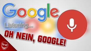 Sei vorsichtig, wenn Google sich selbst aktiviert! - Oh nein, Google!
