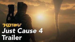 Just Cause 4 Trailer E3 2018