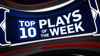 Top 10 Plays of the Week | March 12, 2017 - March 18, 2017