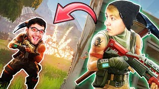 DER SCHLIMMSTE TEAMPARTNER der WELT?! - Fortnite Battle Royal [Deutsch/HD]