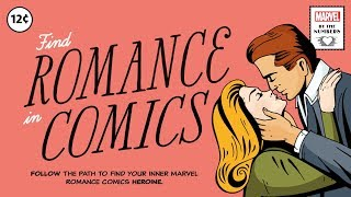 Which Marvel Romance Heroine are YOU?   By the Numbers