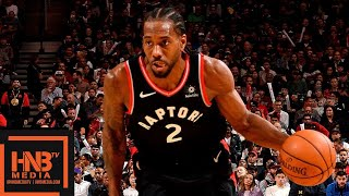 Toronto Raptors vs Charlotte Hornets Full Game Highlights | 10.22.2018, NBA Season
