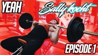 YEAH - ES IST SOWEIT - Sally kocht | SMARTGAINS