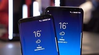 Samsung Galaxy S8 & S8+ Hands-On: Das beste Smartphone 2017? - felixba