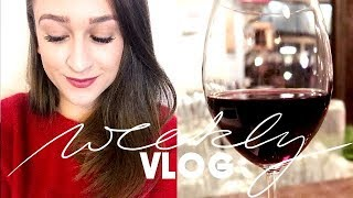 TRY-ON & FOOD HAUL, WIMPERNEXTENSIONS & KLEINE PAUSE | Consider Cologne Weekly Vlog
