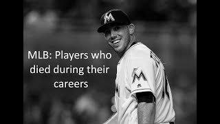 MLB: Players who died too soon