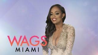 "Newcomer Faven Liuget Joins ""WAGS Miami"" | E!"