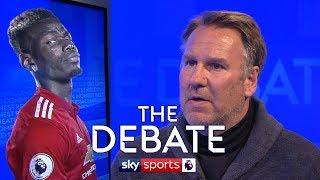 Will Paul Pogba still be at Manchester United next season?   Smith & Merson   The Debate