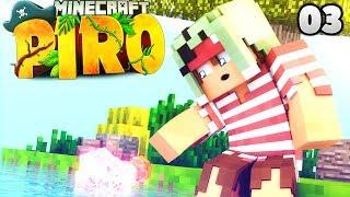 DIE FLASCHENPOST! - Minecraft PIRO! #03 | ungespielt