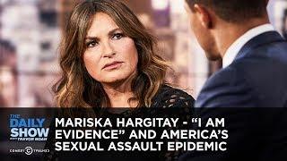 """Mariska Hargitay - """"I Am Evidence"""" and America"""