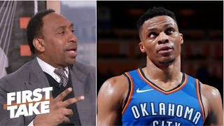 Stephen A. to Russell Westbrook: