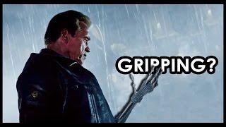 TERMINATOR: GENISYS TRAILER REACTION!! - CineFix Now