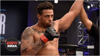 Greg Hardy's troublesome past in the spotlight ahead of UFC debut | SportsCenter
