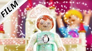 Playmobil Film deutsch   EMMA VOLL MIT GLITZER - Was für eine Sauerei!   Kinderserie Familie Vogel