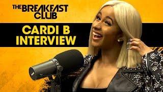 Cardi B. On Her BET Nominations, Nicki Minaj, Dating Offset & Keeping It Hood