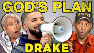 ELDERS REACT TO DRAKE - GOD