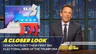 Democrats Get Their First Big Electoral Wins of the Trump Era: A Closer Look